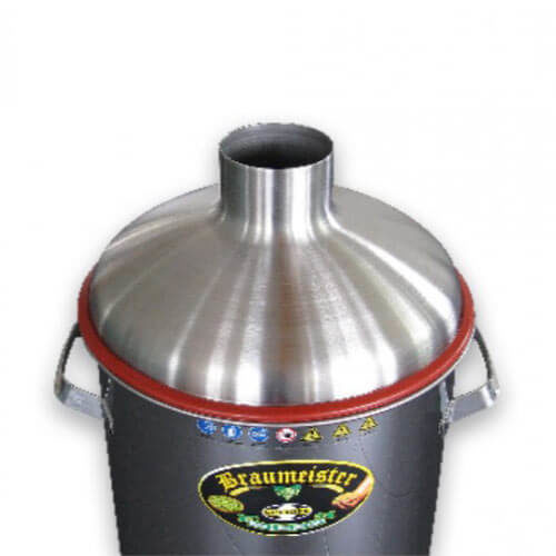 Stainless Steel Hood 20L