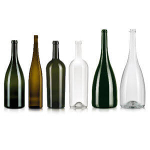 Premium Glass Bottles