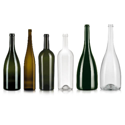 Premium Glass Bottles